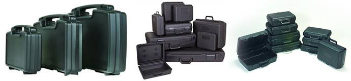 Plastic Carrying Cases